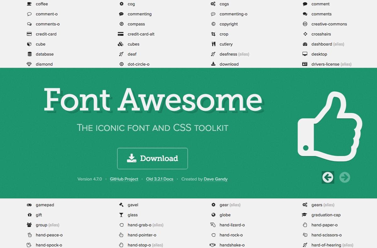 サイトにアイコン?!でも、Font Awesomeを使いたいのに、何故か表示されないんです。